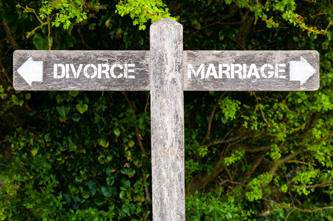 Is the introduction of no-fault divorce imminent?