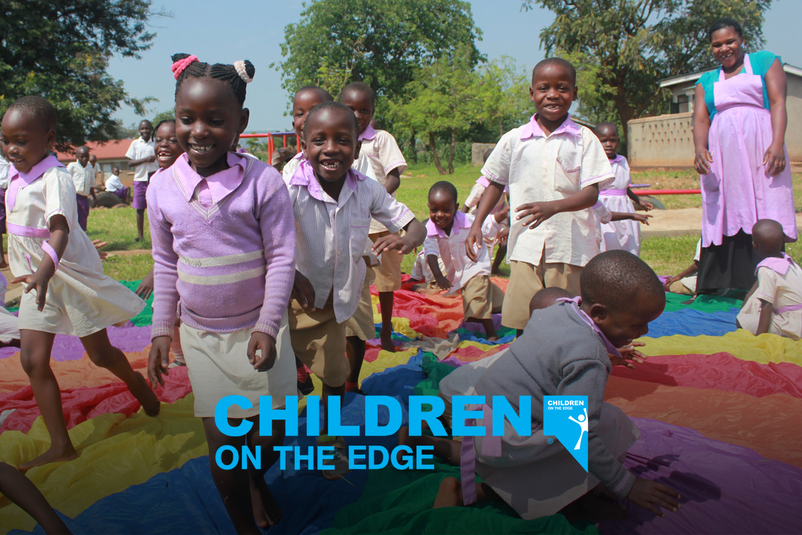 Children on the Edge Charity Walk